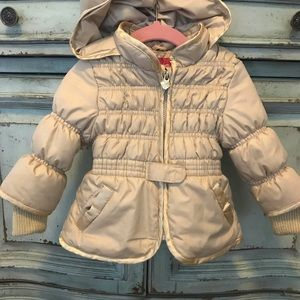 London Fog puffer coat